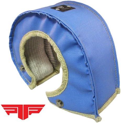 JC Performance Products  USA Double-Sided Heat Shield Lava Titanium Turbo Blanket T3//T4