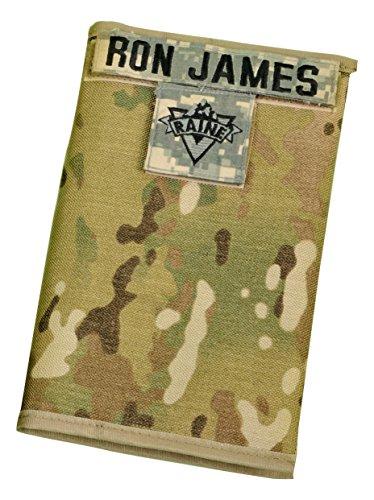 Raine Heavy Duty Leader Book Cover, Multicolor Cam from Raine