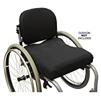 Pressure Sore and Ulcer Protection Wheelchair Cushion Cover by GlideWear
