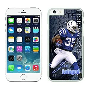 NFL Case Cover For SamSung Galaxy Note 2 Indianapolis Colts Joe Lefeged White Case Cover For SamSung Galaxy Note 2 Cell Phone Case ONXTWKHB1957