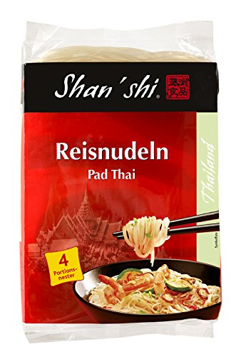 Shan'Shi Reisnudeln Pad Thai, 6er Pack (6 x 250 g)