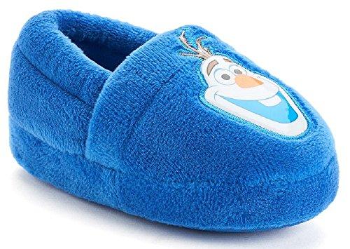 Disney Frozen Olaf Plush Slippers