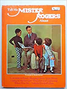 Fred rogers book when a pet dies