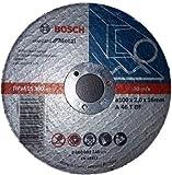 "Bosch Cutting Disc - 4"" - 100 X 2.0 X 16 mm - Cut Off Wheel - Pack 0F 20 Pcs"