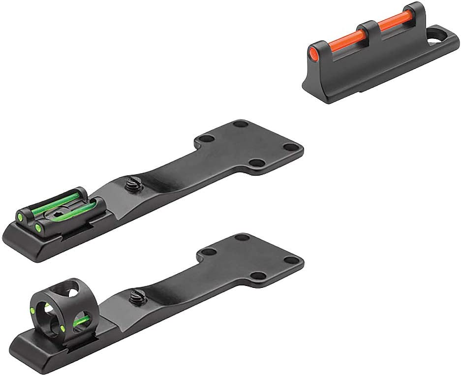 TRUGLO TRUBEAD Universal Series 3 Dot Sights for Ventilated Rib Shotguns