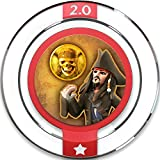 Disney Infinity 2.0 Disney Originals Power Disc - Jack Sparrow Cursed Pirate Gold