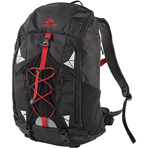 Ozark Trail Crestone Backpack Black