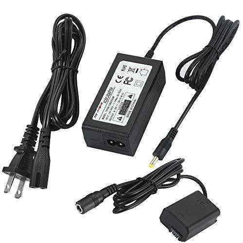 FIT-POWER ACPW20 Replcement AC Power Supply Adapter kit (Replce Sony  NP-FW50 Battery) for Sony Alpha NEX-5 NEX-5A NEX-5C NEX-5CA NEX-5CD NEX-5H  NEX-5K