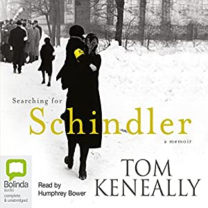 Searching for Schindler Audiobook
