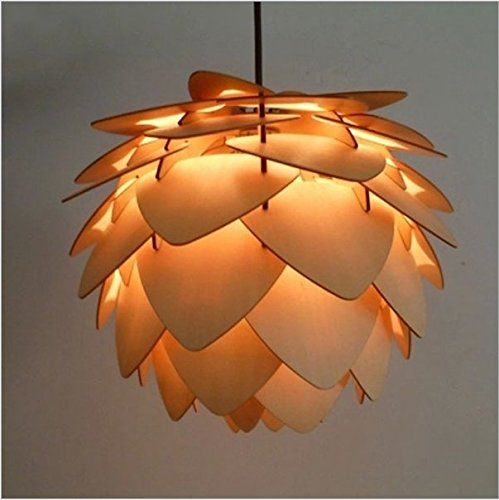 Pine Cone Pendant Light