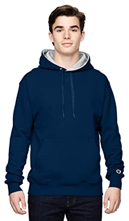 Champion Men's Cotton Max Pullover Hoodie at Amazon Men's Clothing ...