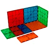 Magnetic Stick N Stack 4 Piece 6X6 Large tiles