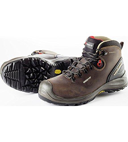 Chaussures de sécurité montantes Vibram II S3 HRO Würth MODYF brunes
