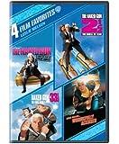 4 Film Favorites: Leslie Nielsen (4FF)