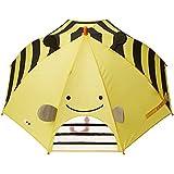 Skip Hop Zoo Little Kid and Toddler Umbrella, Brooklyn Bee