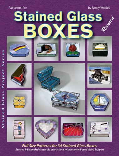 Pattern Box - Patterns for Stained Glass Boxes