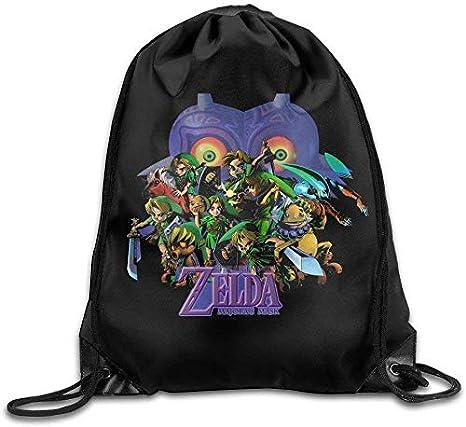 ASKYUN Legend of Zelda Majoras Mask Travel Sport Bag ...