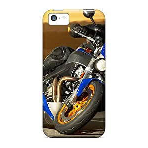 Hot Fashion Gkx4137pirf Design Case Cover For Iphone 5c Protective Case (buell Xb9)