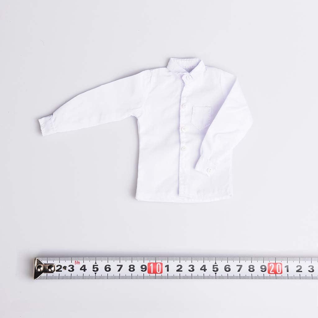 perfeclan Conjunto de Pantalones Vaqueros Y Camisa Blanca de ...