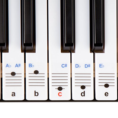 Crush image for piano key stickers printable