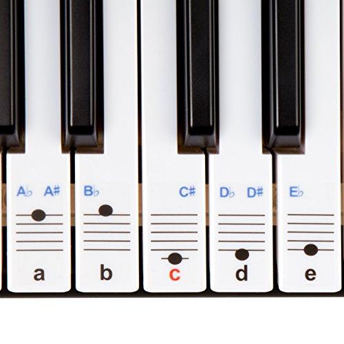 Modest image regarding piano key stickers printable