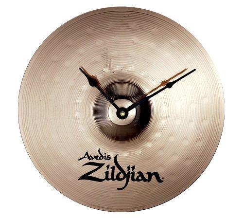 独特の素材 Zildjian シンバルクロック NAZLFCLOCK B00I04BSMC Zildjian B00I04BSMC, なると小町:9914d49a --- efichas.com.br