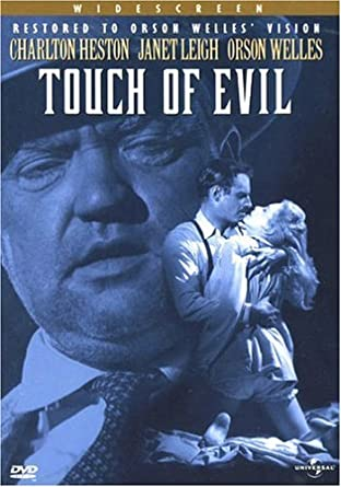Image result for touch of evil movie poster amazon
