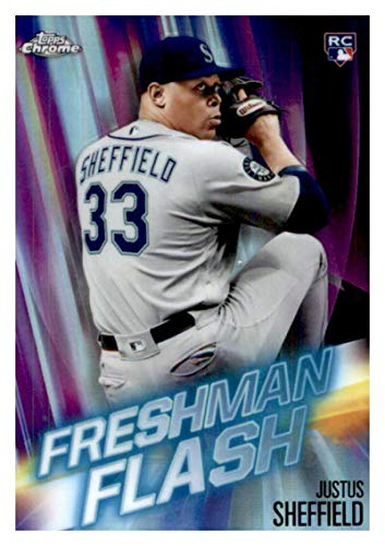 Amazoncom 2019 Topps Chrome Baseball Freshman Flash