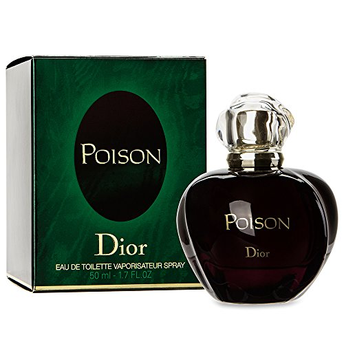 CHRISTIAN DIOR  Eau de Toilette Damen Poison  50 ml
