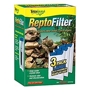 Tetra ReptoFilter Filter Cartridges, With Whisper Technology 23