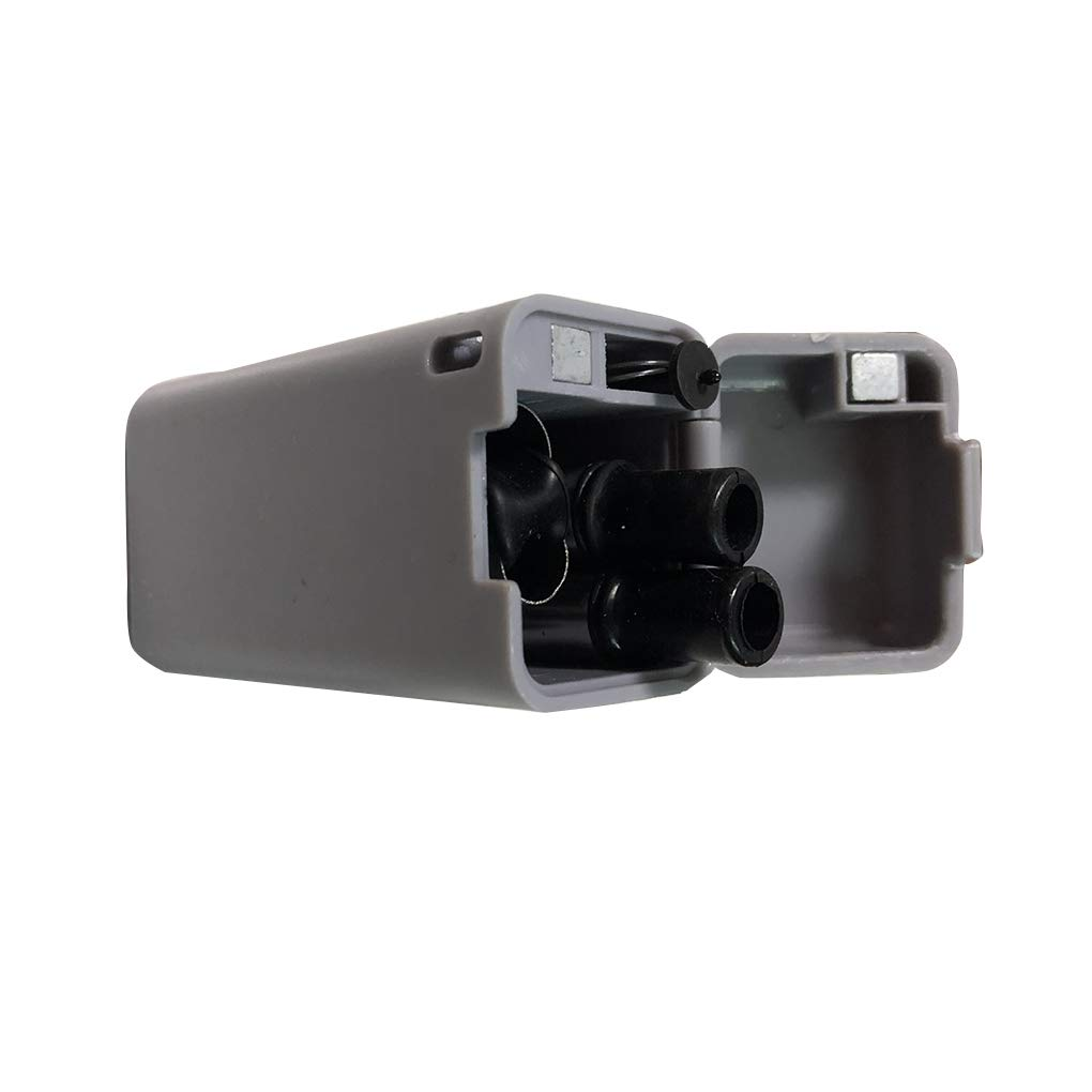 Caja Vkospy Port/átiles amigable Eco Tazas Reutilizables Pajita Acero Inoxidable Metal Paja Pipe