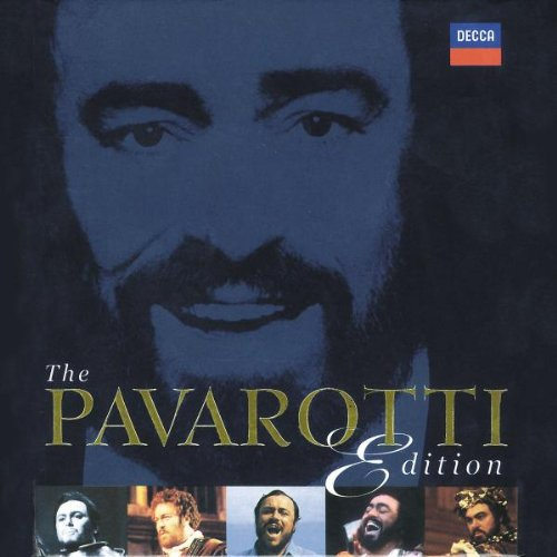 The Pavarotti Edition (includes bonus disc with previously unreleased 1964 debut Decca recording session)