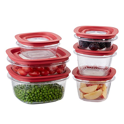 Rubbermaid premier food storage container with tritan for Premier cuisine