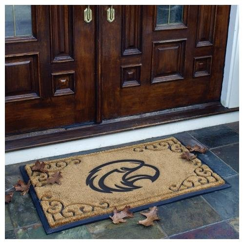Southern Miss USM Doormat Coir Decorative Front Door Mat - Collegiate Coir Mat