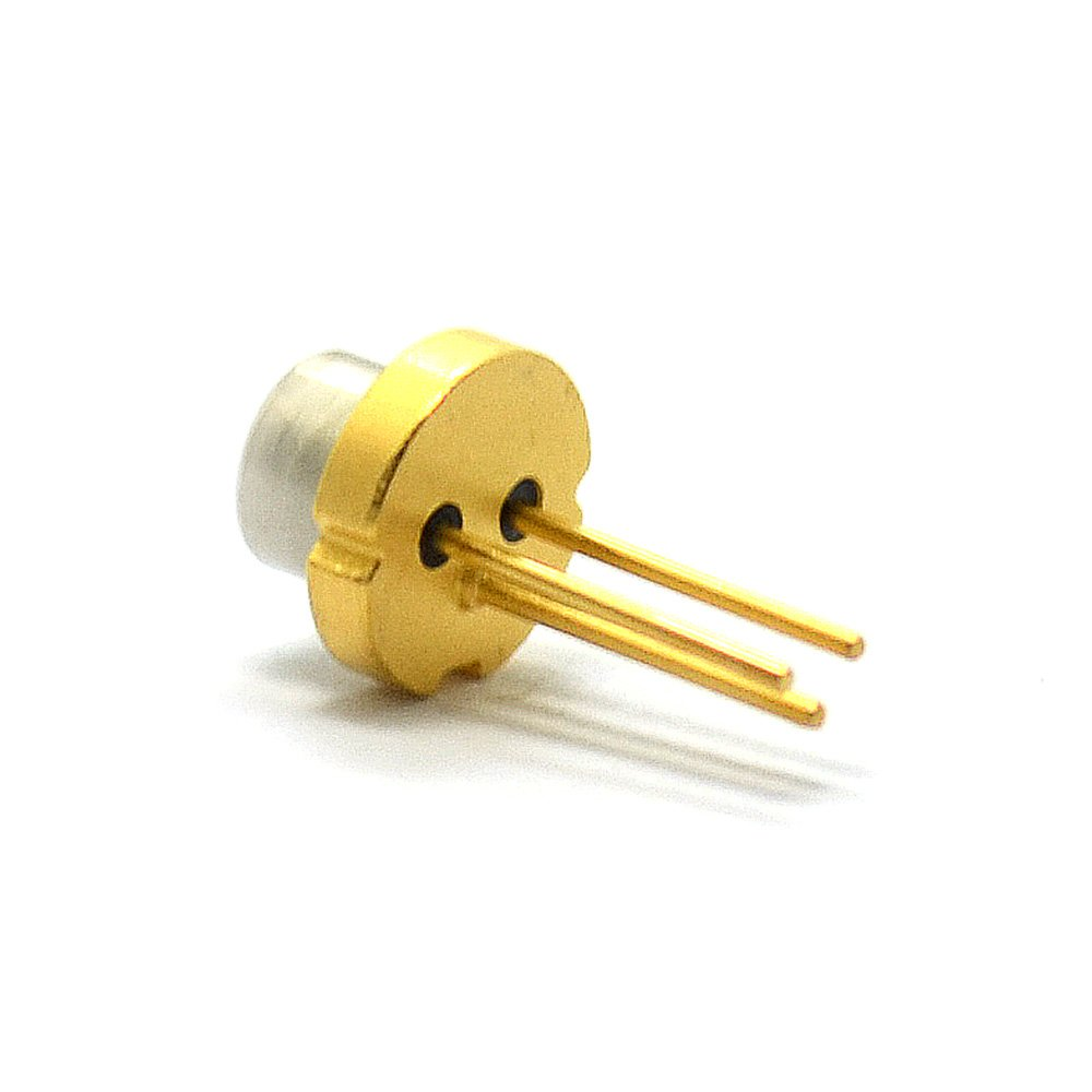 Brand New Infrared Diodes 980nm 50mw 5.6mm IR Laser Diode TO-18 Package w/PD HLD980050N4T