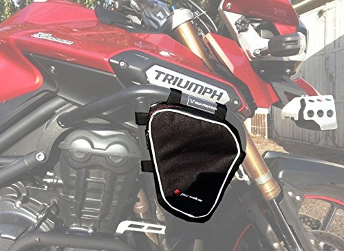 Triumph Tiger Explorer 1200 XC/XR SW Motech Crash bar Bags