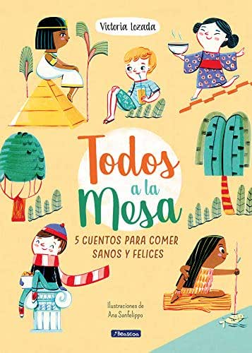 ¡Todos a la mesa! / It's Meal Time! (Spanish Edition)