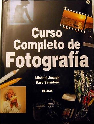 Curso completo de fotografia: Amazon.es: Joseph, Michael, Sanchez ...