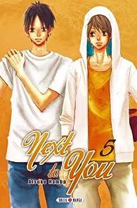 Next to you, tome 5 par Atsuko Namba