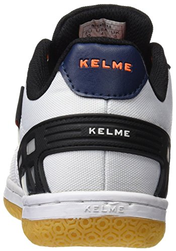 Kelme Unisex Adults' Intense 4.0 Football Boots White (White 6) fWGfaFGL1