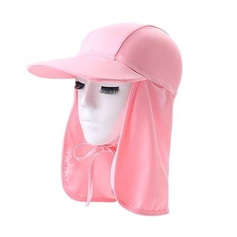 Gorras de Protección Solar Sun CapNiños Gorra de Sol Flap Hat ...