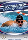 Swimming Skills and Drills Vol.1 DVD featuring Coach Randy Reese