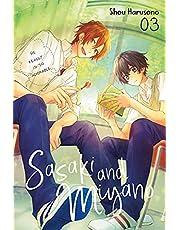 Sasaki and Miyano, Vol. 3