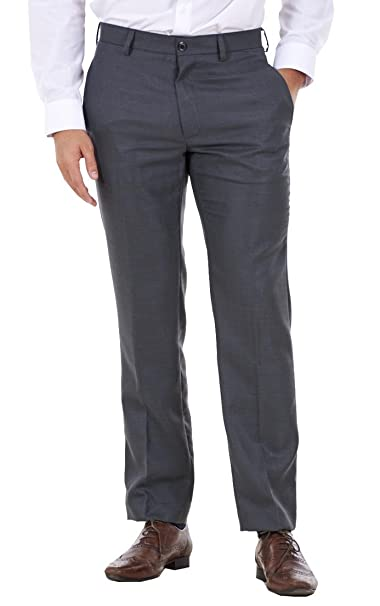 Smart Classic Mens Bh Formal Busines Trousers