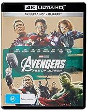 Avengers: Age of Ultron (4K Ultra HD + Blu-ray)