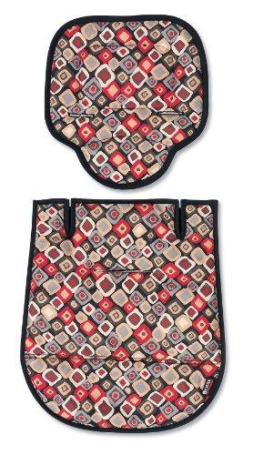 Britax B-Agile Fashion Stroller Kit, Redwood