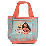 Moana Girl's Mesh Tote Bag with Removable Insulated Pouch (Blue)