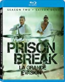 Prison Break Season 2 (Bilingual) [Blu-ray]