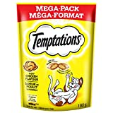 TEMPTATIONS Classic Treats for Cats Tasty Chicken Flavor 6.3 Ounces; With Our Mouthwatering Menu We Have a Flavor For Every Feline (6.3 oz- Pack of 10)