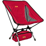 Best Camping Chairs - Trekology YIZI GO Portable Camping Chair with Adjustable Review
